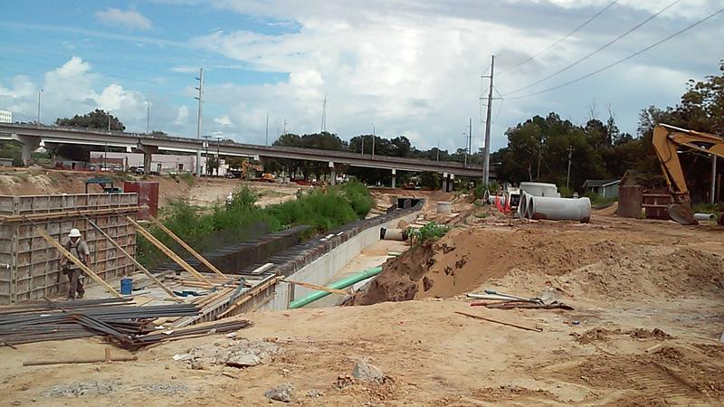 FAMU Way construction will be completed in 2016.