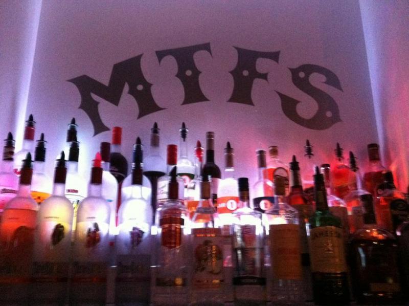 Midtown Filling Station bar