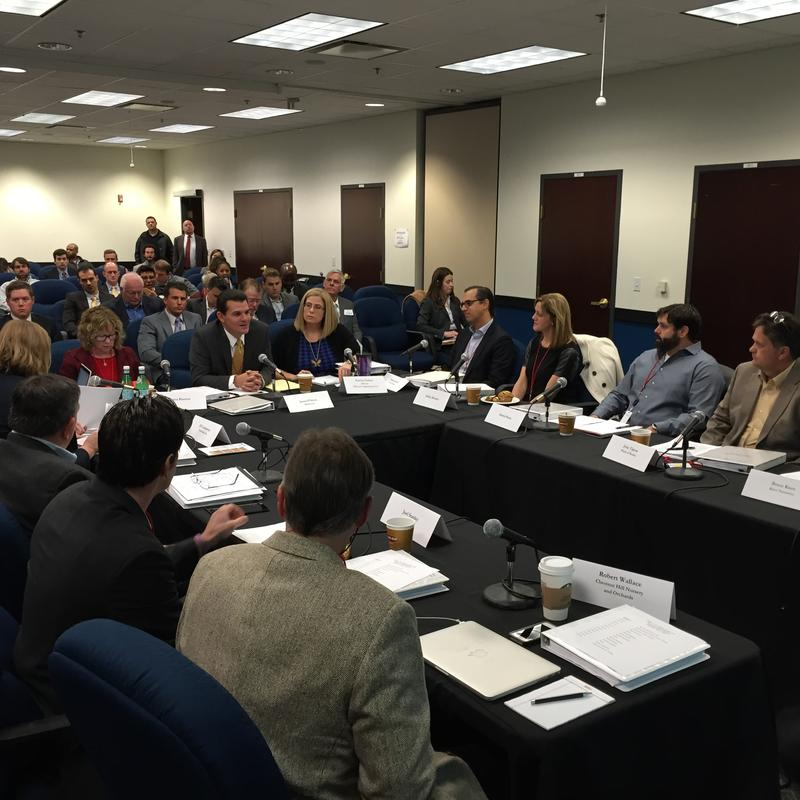 Department of Health Negotiated Rulemaking Hearing