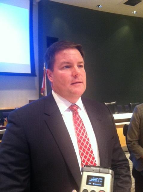 Sen. Aaron Bean (R-Jacksonville) talks Medicaid expansion plans