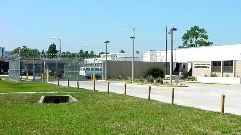 Hillsborough Juvenile Detention Center West