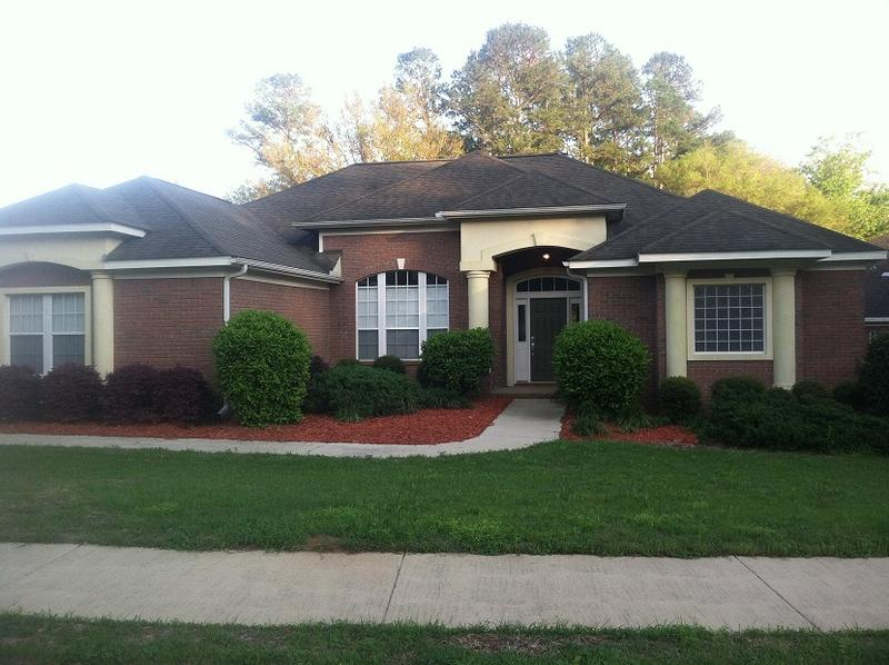 For sale in Ox Bottom: $360,000. This house has a twin located in Tallahassee's Piney Z Plantation