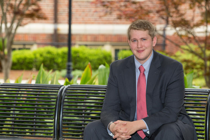 Army veteran and FSU junior Daniel Hubbard is Florida's only Truman Scholar for 2015.