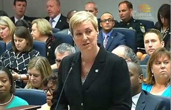 Rep. Elizabeth Porter (R-Lake City)