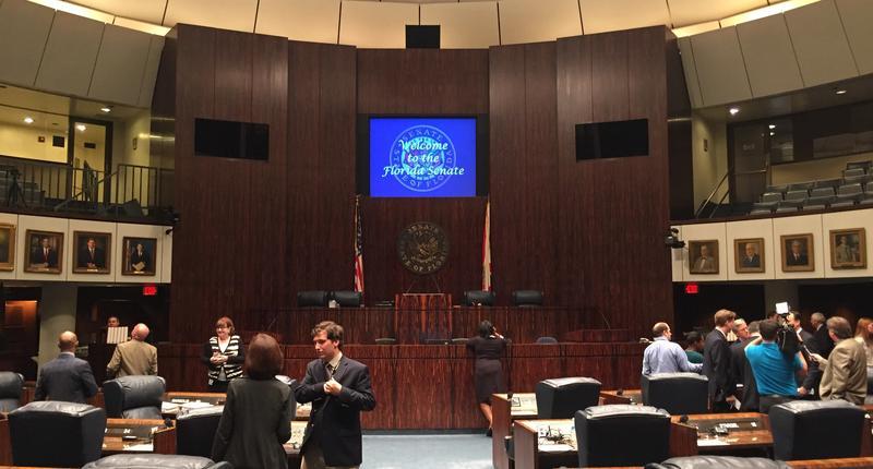 Florida's Senate Chamber