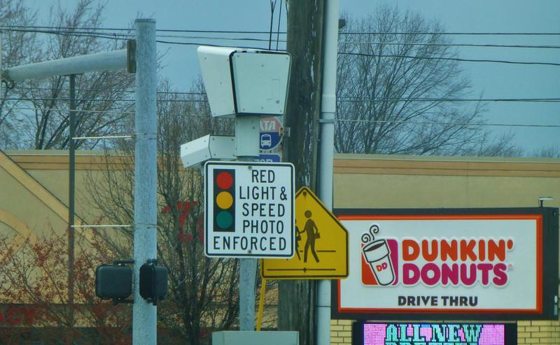 Tallahassee's red light cameras will be removed in August.