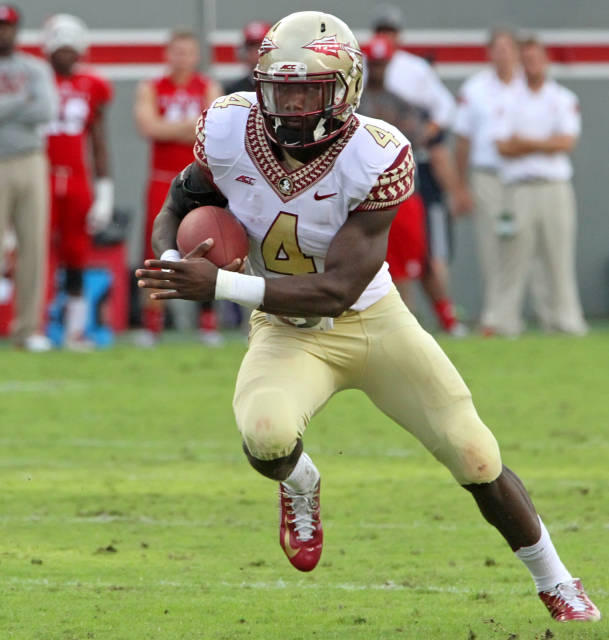 FSU Sophomore Running Back Dalvin Cook in 2014.