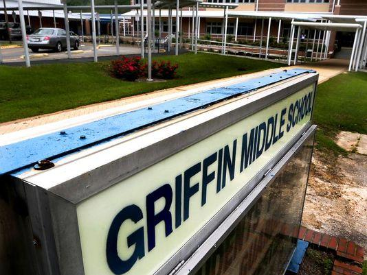 Griffin Middle School is just one of ten schools honored t.