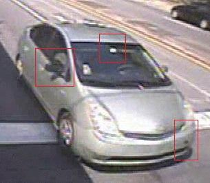 TPD is searching for this silver-green Prius in the case of Dan Markel.