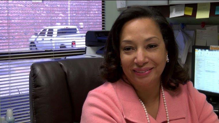 Bond Community Health Center CEO Temple Robinson