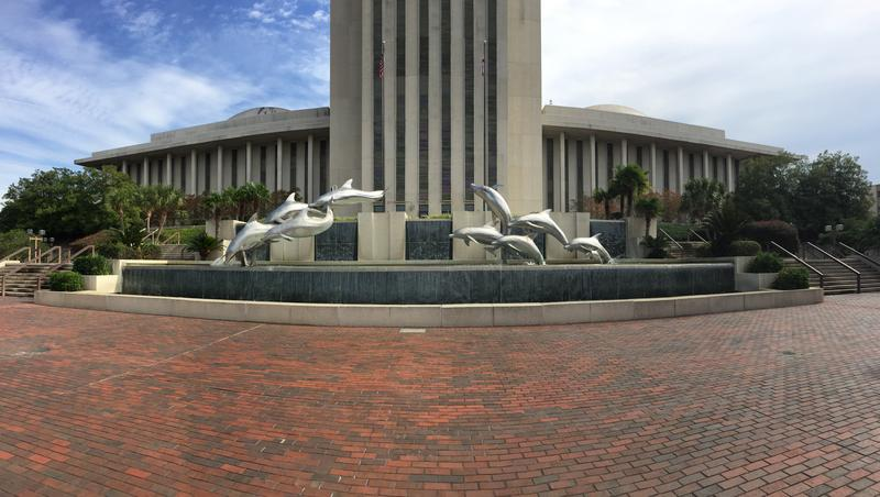 The Florida Capitol.