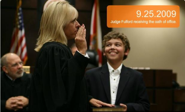 The Florida Supreme Court has ordered Judge Jackie Fulford to retire.
