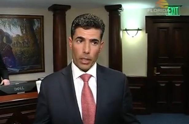 Rep. Jose Oliva (R-Hialeah)