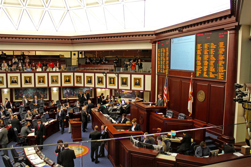The Florida Senate.