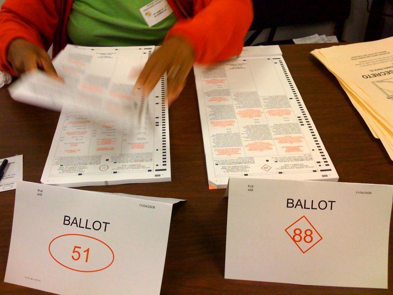 Rep. Williams (D-Tallahassee) thinks the path to the ballot box runs through the DMV.