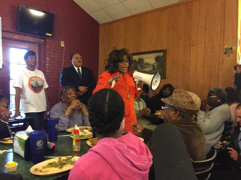 Rep. Corrine Brown (D-FL)
