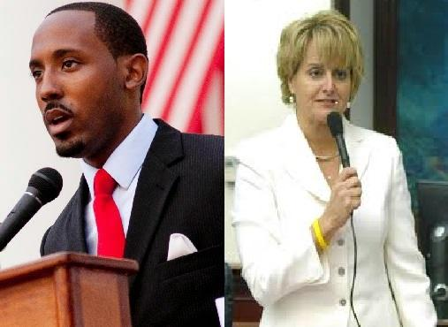 Ramon Alexander and Loranne Ausley lead fundraising for House Districts 8 and 9.