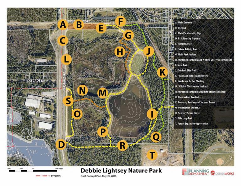 New concept proposals for debbie lightsey park wfsu credit blueprint intergovernmental agency malvernweather Gallery