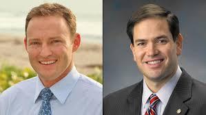 Congressman Patrick Murphy (D) and U.S. Senator Marco Rubio (R)