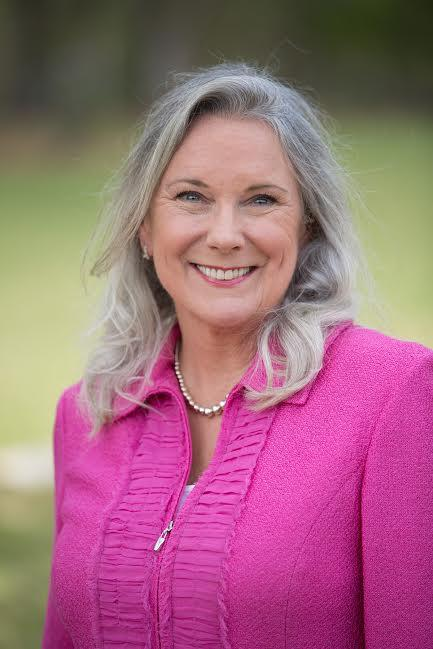 UWF's next president, Martha Saunders.