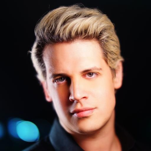Official headshot: Milo Yiannopoulos