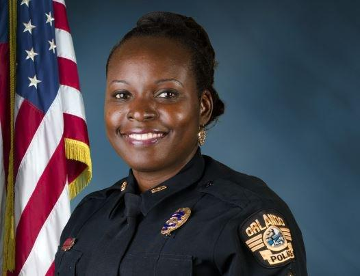 Sgt. Debra Clayton was shot and killed Monday morning.