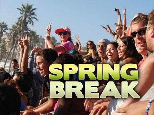 Teen spring city Break panama