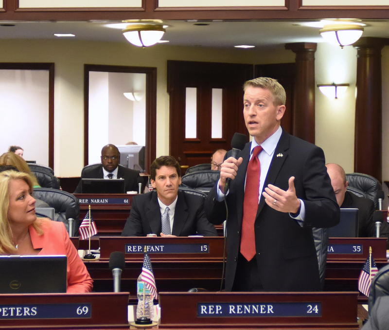 Rep. Paul Renner (R-Palm Coast)