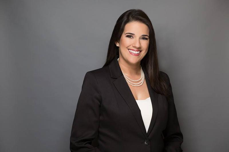 Sen. Anitere Flores (R-Miami)