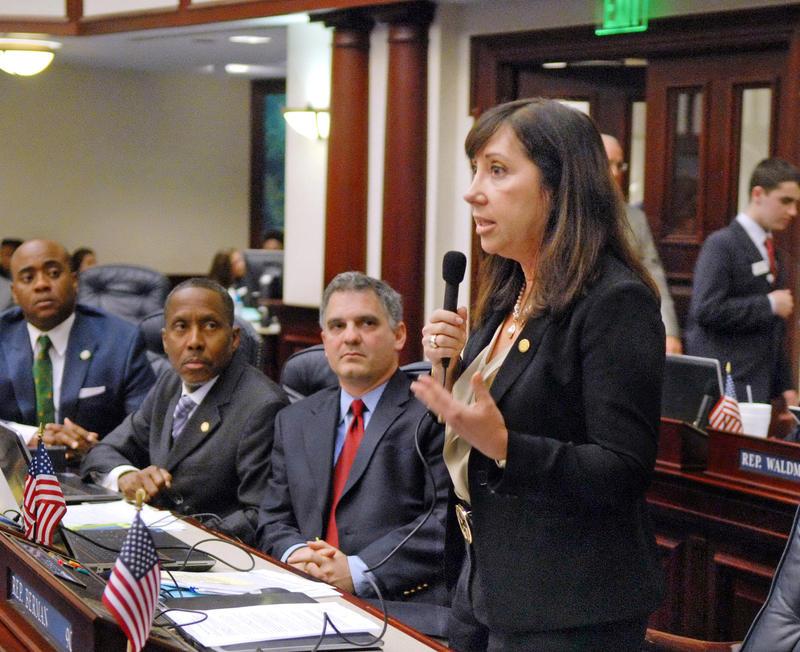 Rep. Lori Berman (D-Lantana)