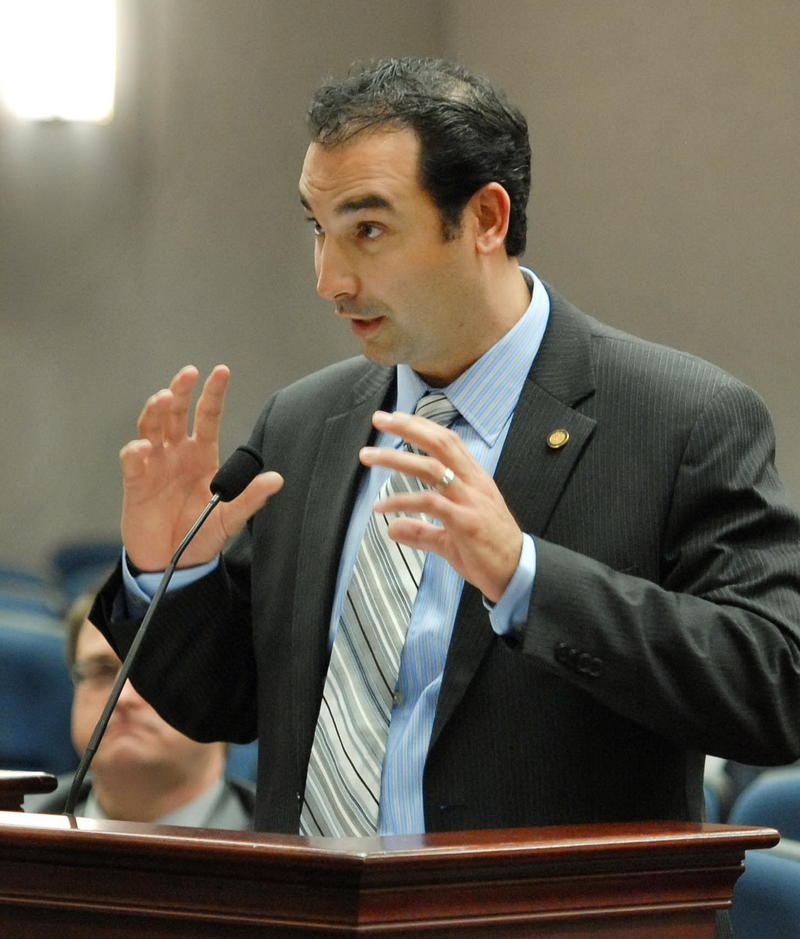 Rep. Mike LaRosa (St. Cloud)