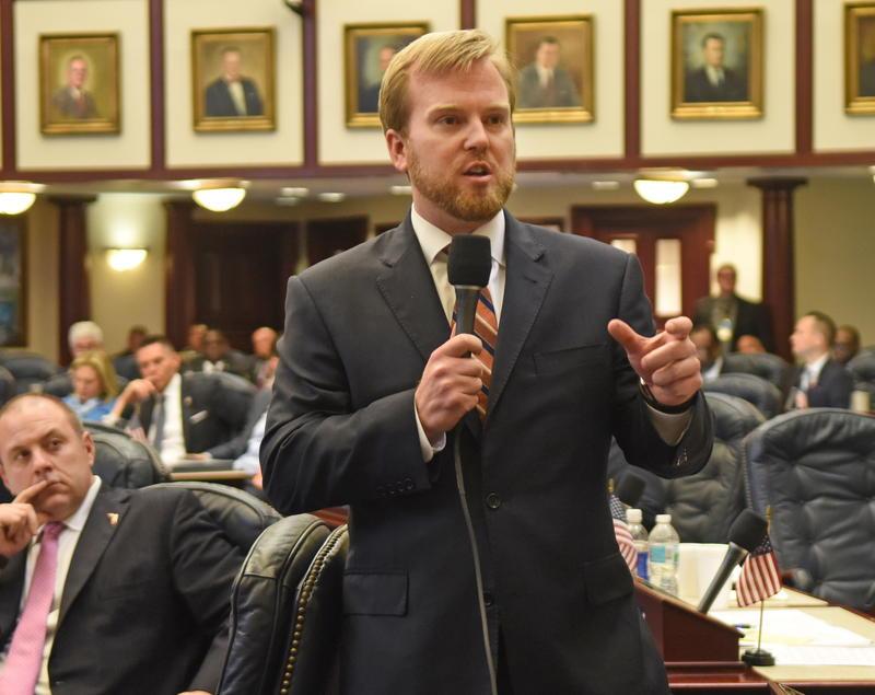 Rep. James Grant (R-Tampa)