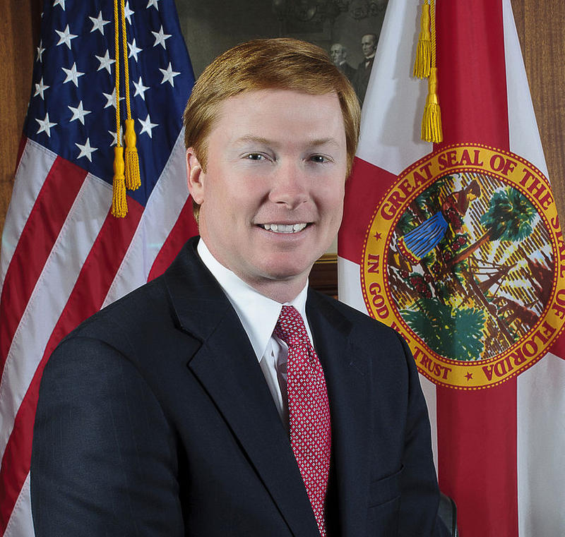 Agriculture Commissioner and Republican gubernatorial candidate Adam Putnam.