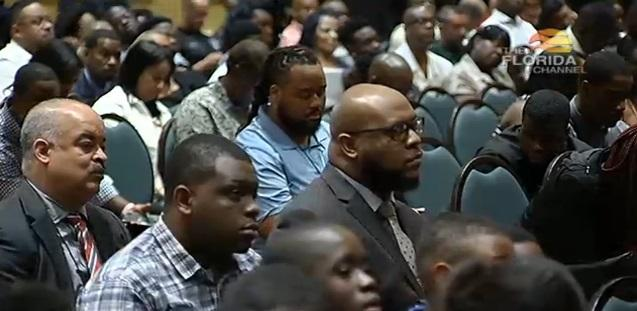 More than 1,100 people attended this year's 32nd National Preventing Crime in the Black Community Conference in Orlando.