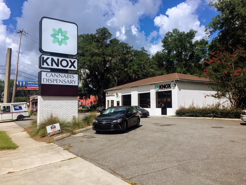 Knox Medical's new dispensary.