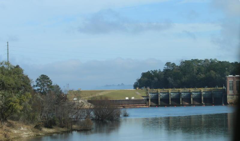 Talquin dam