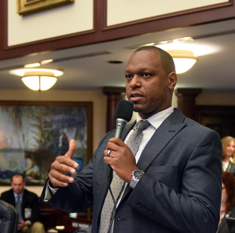 Sen. Randolph Bracy (D-Ocoee)