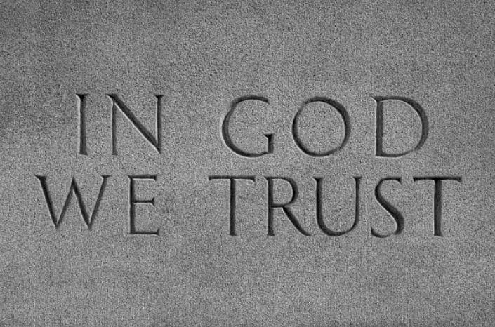 Bill Requires The Display Of State Motto In God We Trust