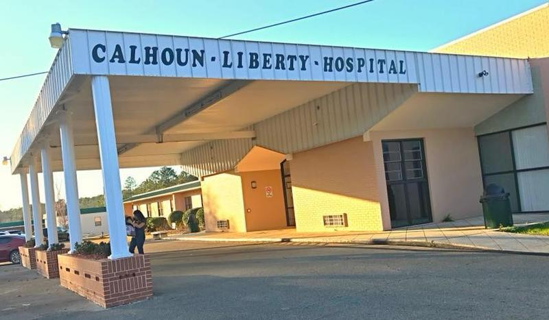 Calhoun Liberty Hospital serves residents in Calhoun, Liberty, Gulf, and Jackson counties.