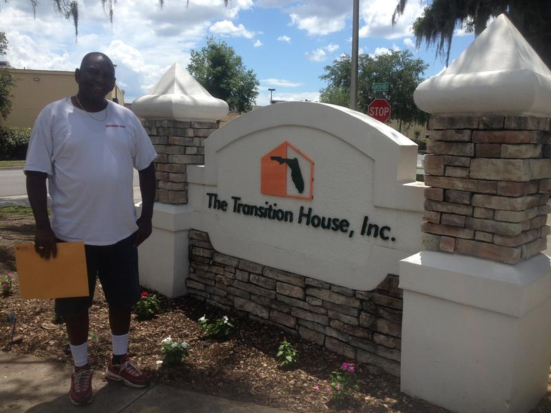 Leon Evans, a former inmate, counts himself as a success of Transition House, a reentry program to help inmates have an easier time to transition back into society.