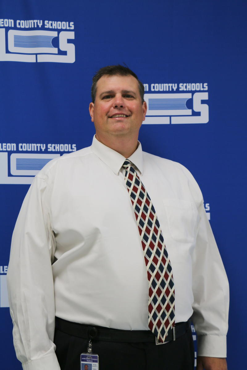 Former Leon School administrator and Deerlake Middle School principal Scotty Crowe is taking over Gilchrist Elementary school. (7/23/18)