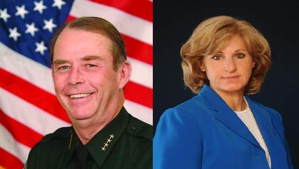 Leon County Sheriff Larry Campbell Wins Re Election Wfsu