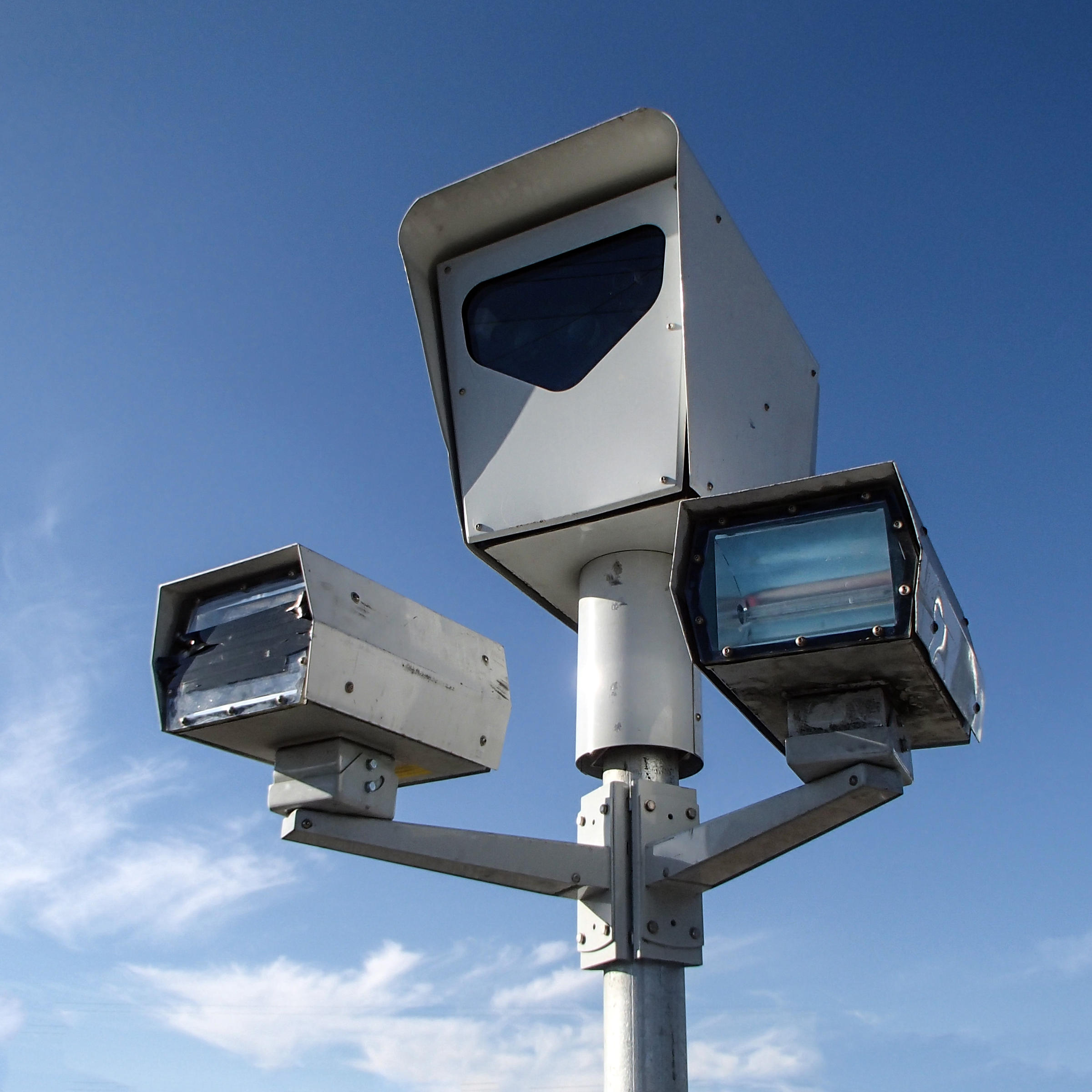 Charming Red Light Cameras At A Crossroads? Pictures Gallery