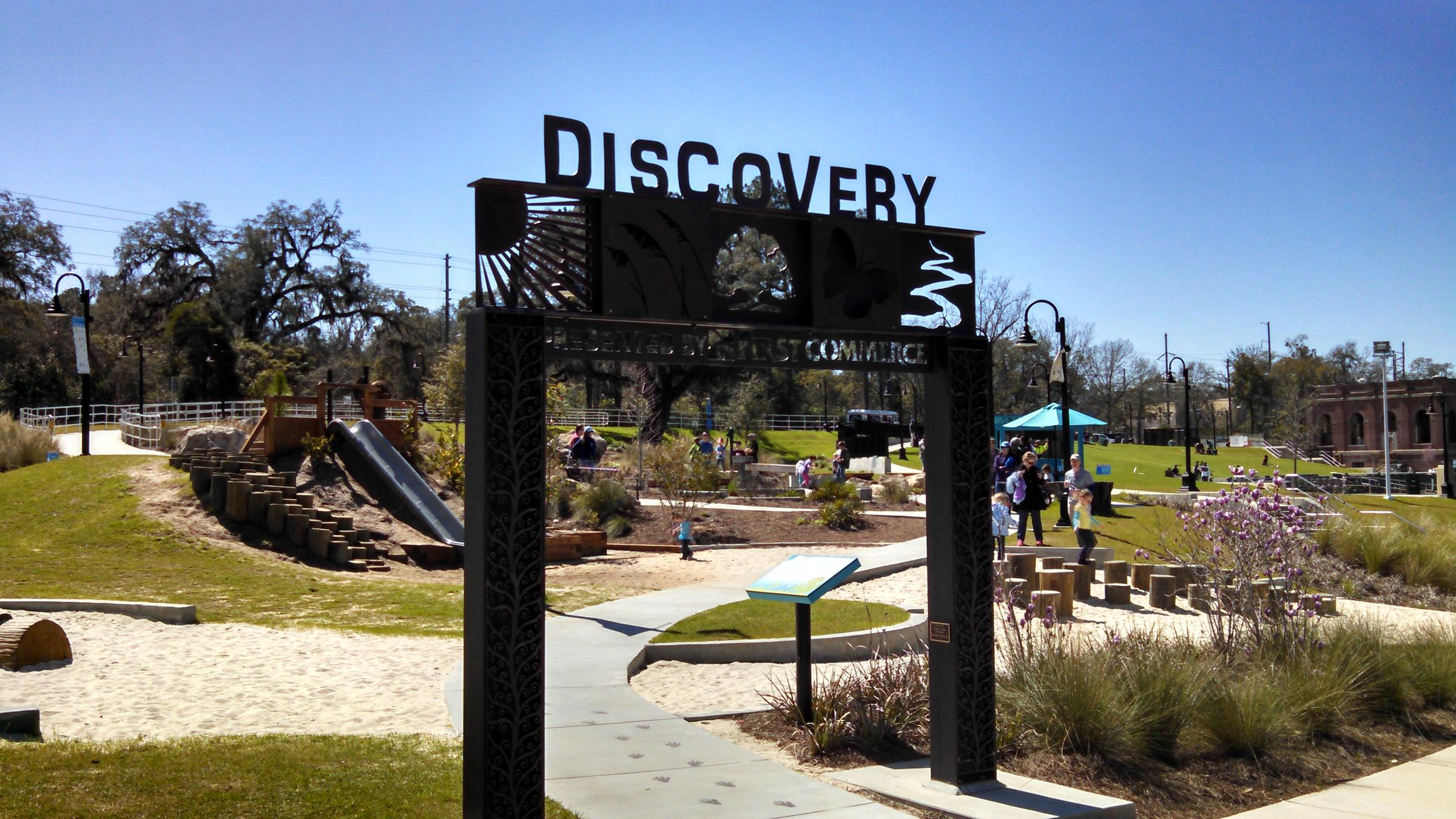 Discovery At Cascades Park Marks First Year Wfsu