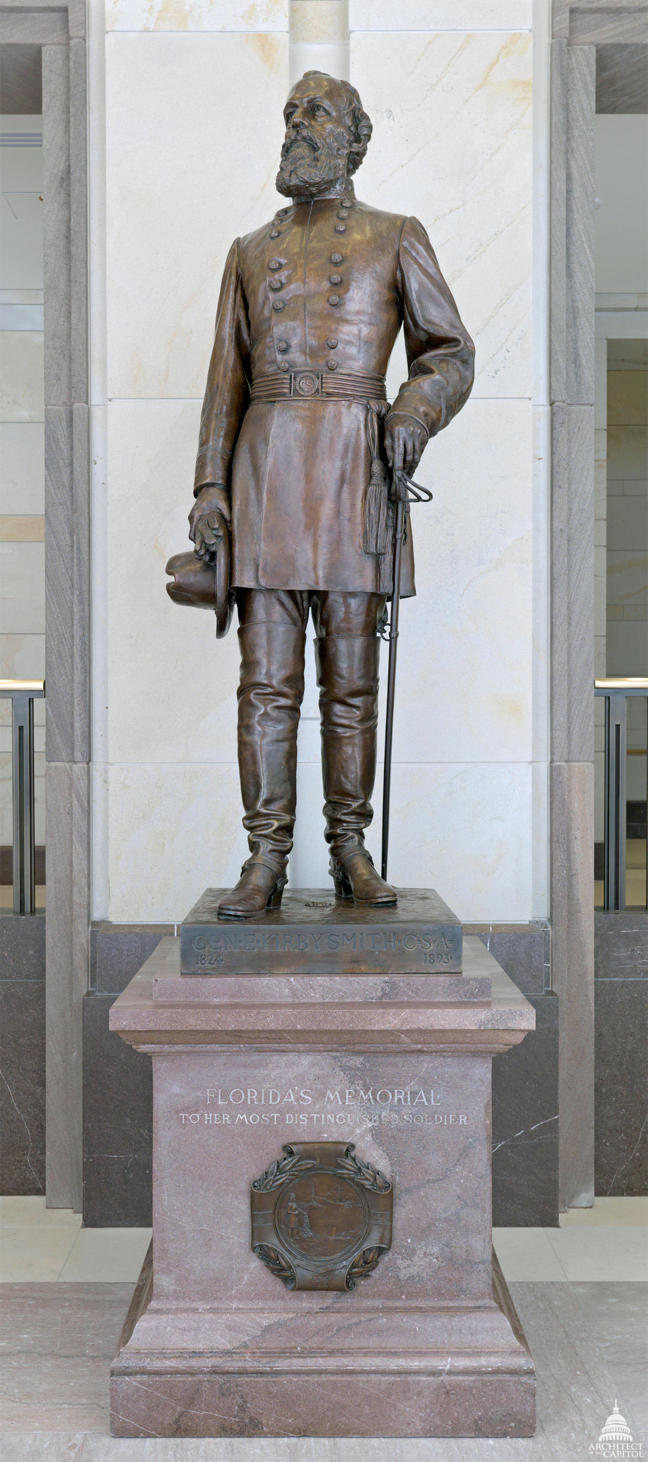 State Lawmaker Replace Statue Of Confederate General In D