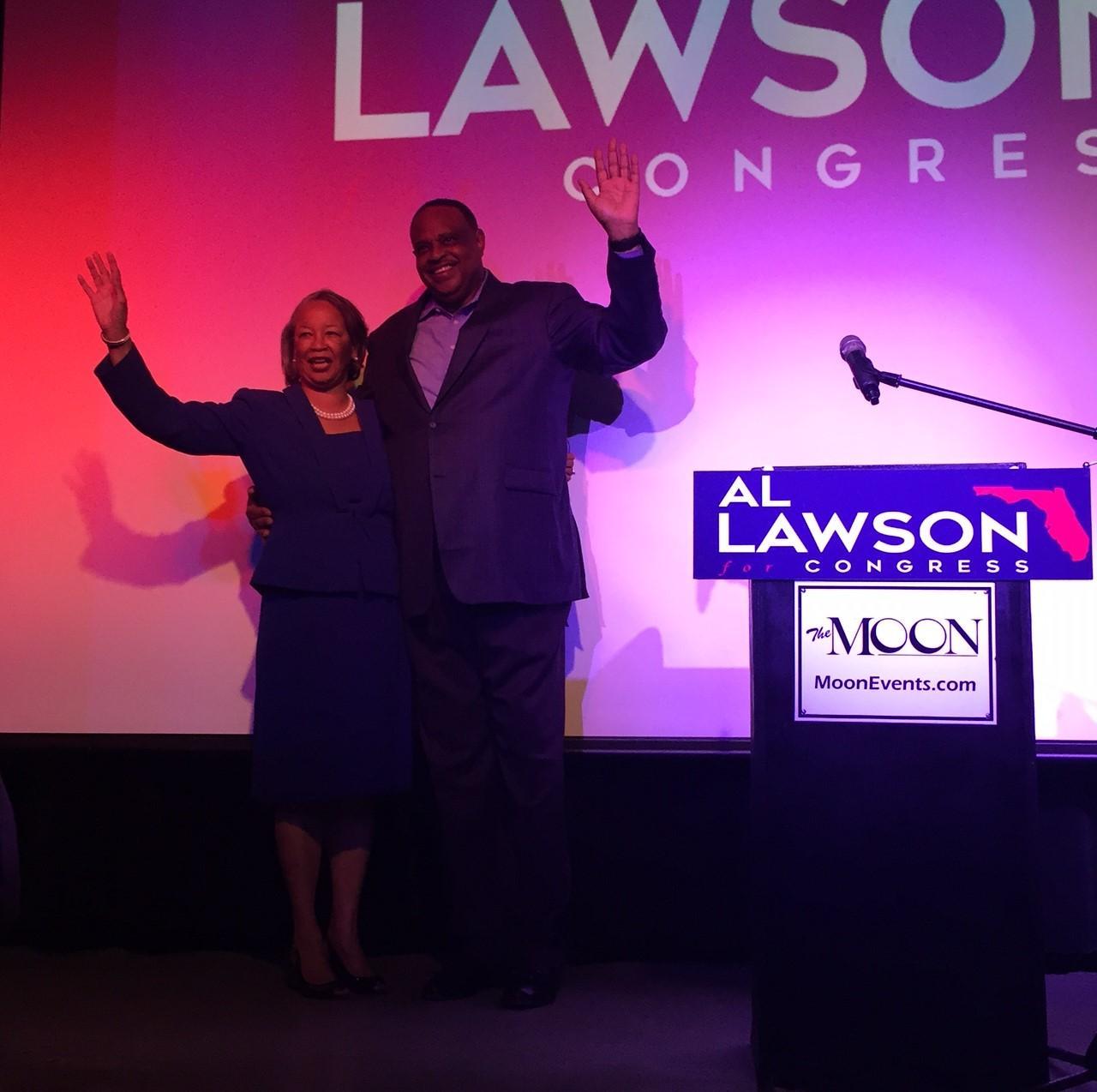 Al Lawson Unseats Jacksonville Incumbent Corrine Brown In Congressional Primary