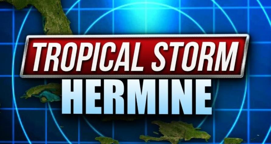 Tropical Storm Hermine likely to strengthen before landfall