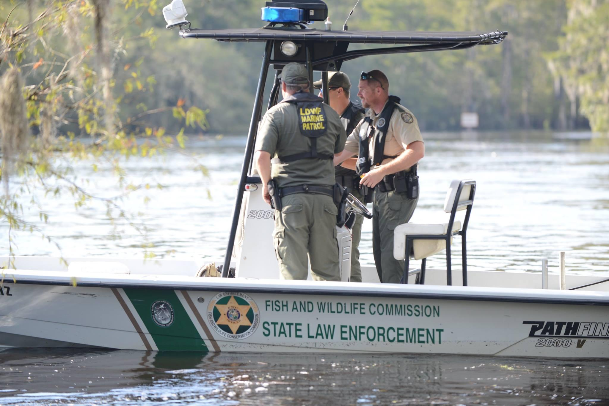 Body cams wildlife officer positions among fwc 39 s 2018 for Florida fish and wildlife officer