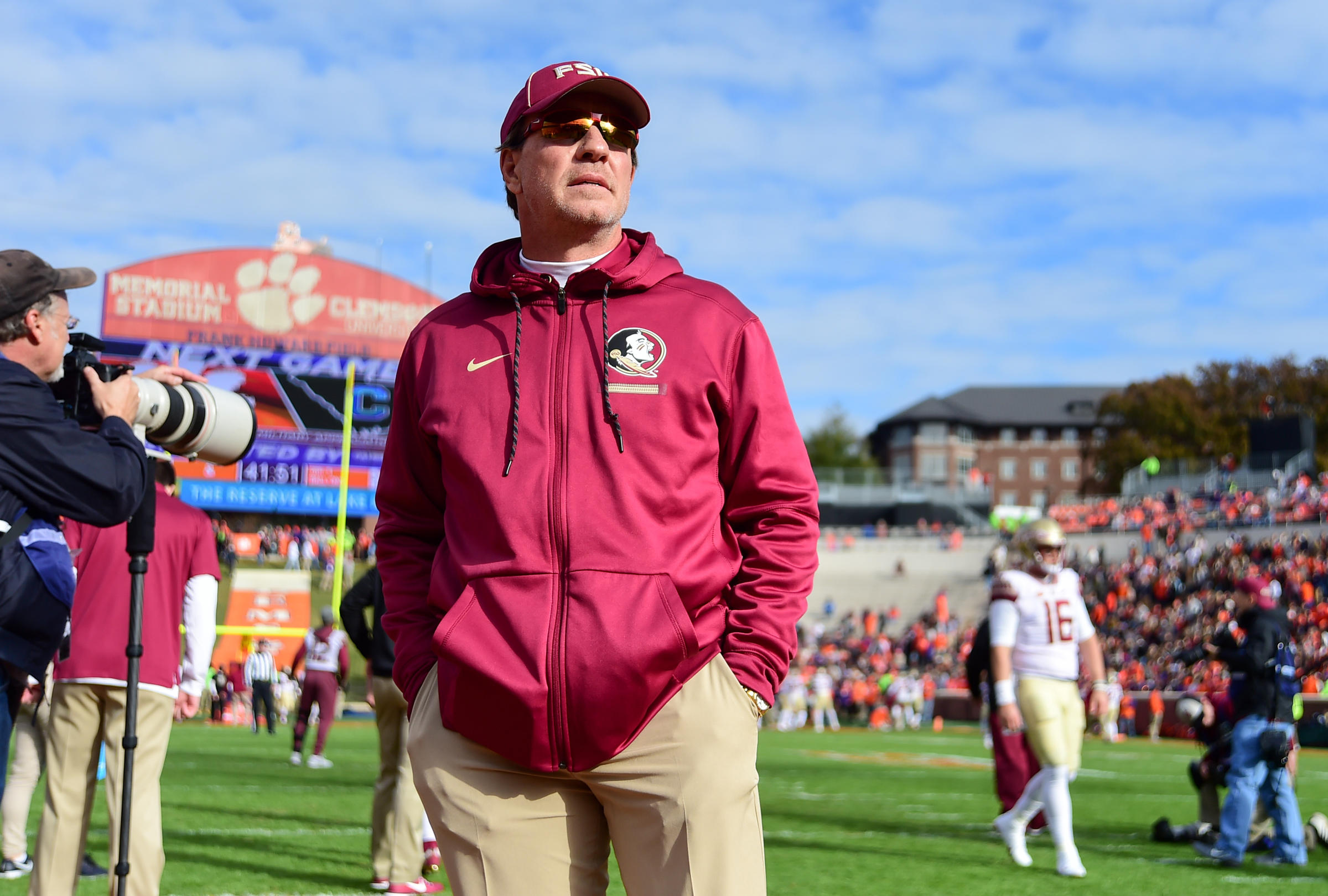 Aggies Announce Hiring Of Jimbo Fisher