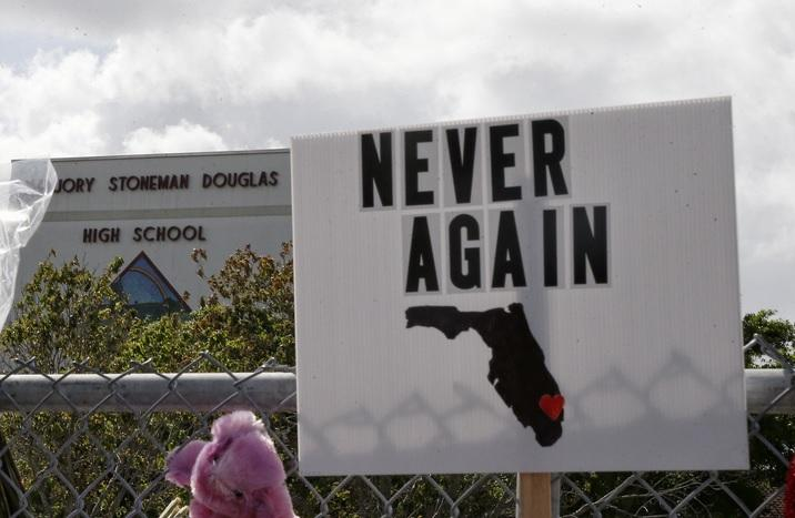 Florida lawmakers near final action on gun-school safety bill